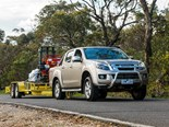 Ute tow review: Isuzu D-Max