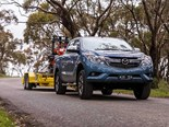 Mazda's BT-50 gets the job done, even if it has to constantly endure Ford comparisons