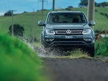 The new VW Amarok TDV6 ute