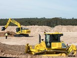 Equipment focus: Komatsu Intelligent Machine Control
