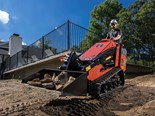Ditch Witch SK1050 skid-steer loader launched