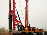 Sany C10 rotary drill rigs prove popular