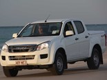 Review: Isuzu D-Max 4x2 SX single cab and 4x4 SX dual cab utes