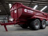 The Giltrap Ag construction series trailer