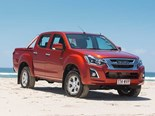 The 2017 Isuzu D-Max ute