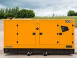 Heat-busting JCB QS series generators on their way