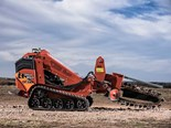 Ditch Witch intros its first stand on trencher