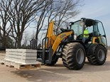 Gehl reveals its largest articulated loader