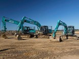 Equipment focus: Kobelco excavators