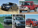 Five of the best LandCruiser alternatives