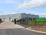 McCloskey opens new Northern Irish plant