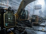 JCB equipment makes film debut