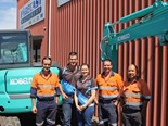 New NT dealer for Kobelco