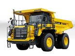 Komatsu America launches new off-road dump trucks