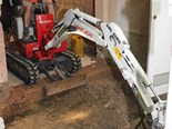 Equipment focus: Takeuchi TB210R mini excavator