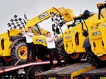 JCB Loadall telehandlers in pole position