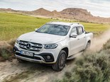 The X-Class sees Mercedes-Benz join one of the fastest growing new vehicle segments