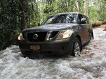 The Nissan Patrol Y62 is more competent off road than it looks