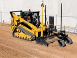 Equipment focus: Cat 299D compact track loader and Box Blade attachment