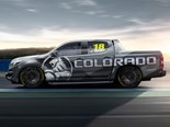 Holden Colorado to race in SuperUte Series