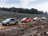 4x4 Ute Comparison: The Verdict
