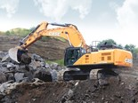Case reveals largest CX750D excavator