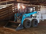 Equipment focus: Toyota Huski 5SDK-9 skid steer loader