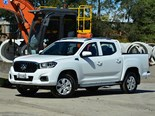 LDV T60 ute arrives in Australia