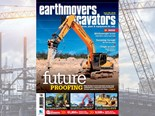 Earthmovers and Excavators issue 340 on sale now
