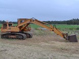 Blast from the past: 1979 Kato 550G swampy excavator