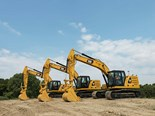 Cat intros next gen excavators