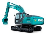 Kobelco intros Tier 4 Final range