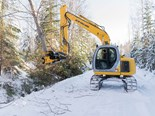 New Holland forestry