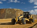 New Cat 24 motor grader built for improved performance