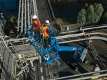 Genie S-85 XC telescopic boom lifts to new heights