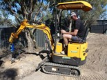 Review: Agrison ME850 mini-excavator