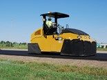 Cat intros CW16 pneumatic roller