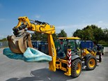 JCB launches most powerful backhoe ever