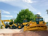 Komatsu extends Premium Used Equipment offering