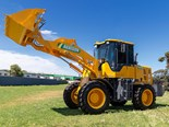 Three-in-one: Agrison EX930LX wheel loader