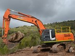 Review: Hitachi Zaxis 330 LC excavator