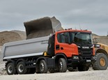 Review: Scania XT mining truck