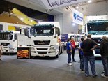 Penske back at Brisbane Truck Show