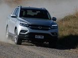 Ssangyong Musso 4x4 ute