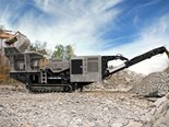 Lippmann-Milwaukee LJ-2950 Jaw Crusher