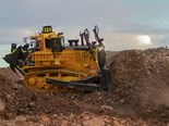 Komatsu has released its first dozer with fully integrated intelligent Machine Control