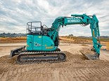 Kobelco SK135SR-5 Tier 4 Final excavators get the job done for TRN Group