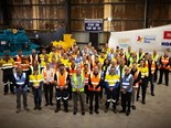 Komatsu and Cummins celebrate 100th engine repower delivery to Rio Tinto