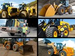 Our six favourite wheel loaders