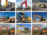 The best excavators over 30 tonnes